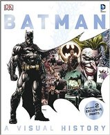 Batman: A Visual History | Books