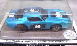 1971 camaro trans am blue medium