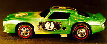 Camaro Trans-Am | Model Racing Cars
