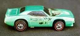 1971 cuda trans am green medium