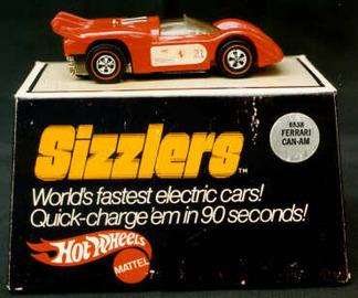 Ferrari 512S | Model Racing Cars