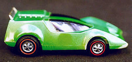 1971 live wire green medium