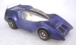1971 live wire purple medium