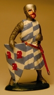 Joust Sir Brian De Bois Guilbert | Figures and Toy Soldiers