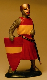 Joust Sir Hue de Bracy | Figures & Toy Soldiers