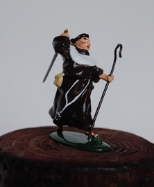 Friar Tuck | Figures and Toy Soldiers