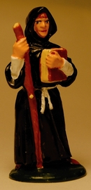 Black Monk | Figures and Toy Soldiers