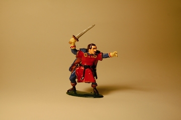 Sir Guy of Gisborn | Figures and Toy Soldiers