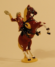 Buffalo Bill Mounted | Figures and Toy Soldiers