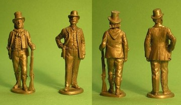 Pat Garett | Figures & Toy Soldiers