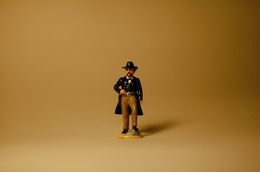 Frank James | Figures & Toy Soldiers