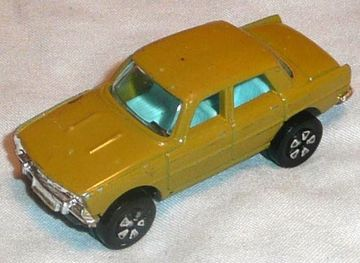 Rover 2000TC | Model Cars