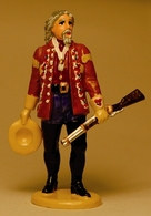 Buffalo Bill on Foot | Figures & Toy Soldiers