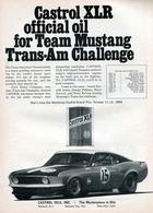 Castrol xlr official oil for team mustang trans am challenge. print ads a2c63e1f be0b 409b 90d1 eba0cc528601 medium