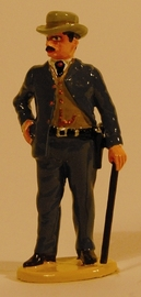 Bat Masterson | Figures & Toy Soldiers