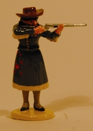 Annie Oakley | Figures & Toy Soldiers