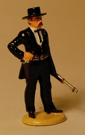 Wyatt Earp | Figures & Toy Soldiers