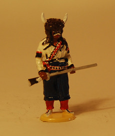 Kicking Bear - Sioux | Figures and Toy Soldiers