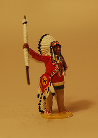 American Horse - Sioux | Figures and Toy Soldiers