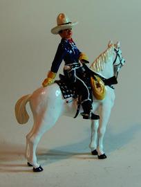 Buck Jones | Figures and Toy Soldiers