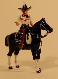 Tom Mix | Figures & Toy Soldiers
