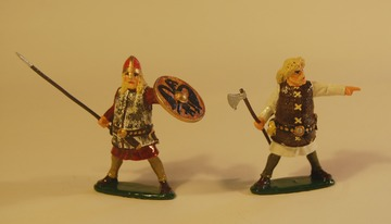 Viking Chieftain | Figures & Toy Soldiers