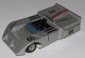 Chaparral 2J | Model Cars