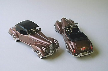1941 Packard Darrin | Model Cars