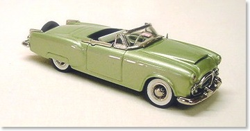1952  Packard Pan American Show Car | Model Cars