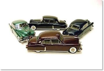 1948 Cadillac | Model Cars