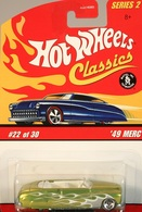 Hot wheels hot wheels classics%252c hot wheels classics series 2 49 merc model cars 7275e95b 920d 452e ac2c 59d45cdc986c medium