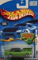Hot wheels mainline%252c 2002 first editions 68 cougar model cars 4e96618d 44c5 41c8 be92 b589103f54ef medium