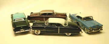 1954 Cadillac Coupe de Ville | Model Cars
