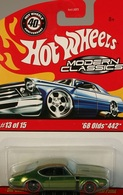 Hot wheels modern classics%252c hot wheels 40th anniversary 68 olds  model cars b7d7dc9a 138d 4870 b55f f62ec9277919 medium