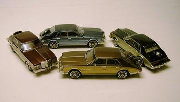 1981 Cadillac Elegante  | Model Cars