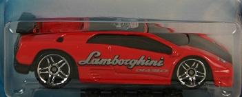 Lamborghini Diablo Model Cars Hobbydb