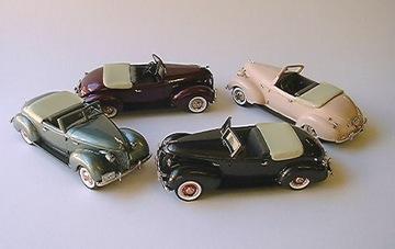 1938 Hudson 112 | Model Cars