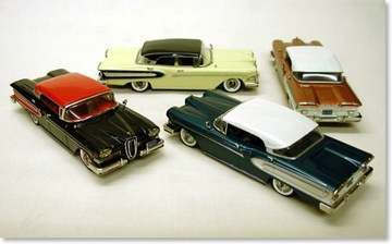 1958 Edsel 4 Door | Model Cars