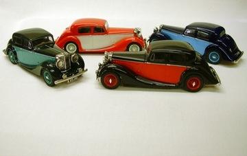 1947 Jaguar MkIV | Model Cars
