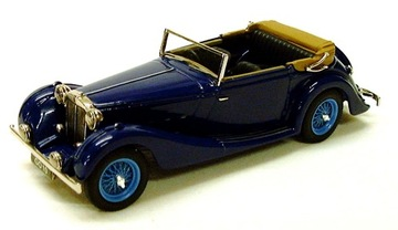 1936 MGSA Tickford | Model Cars