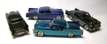 1957 Studebaker Silver Hawk  | Model Cars