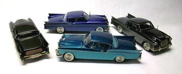 1957 Studebaker Silver Hawk    Model Cars