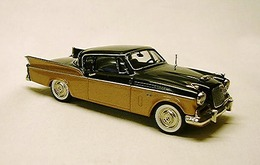 Midlantic studebaker silver hawk black and copper medium