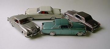 1963 Studebaker GT Hawk | Model Cars