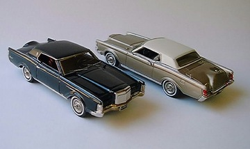 Lincoln Continental MK III | Model Cars