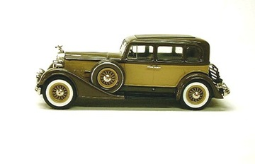 1934 Packard Super 8 Sedan | Model Cars