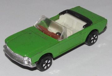 Ford Mustang Convertible | Model Cars
