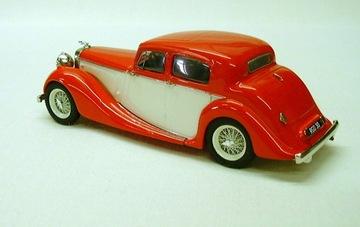 1947 Jaguar MkIV   Model Cars