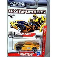 Hasbro transformers revealers series bumblebee chevrolet camaro ss medium