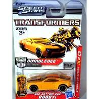 Hasbro transformers stunticon series bumblebee chevrolet camaro ss  medium
